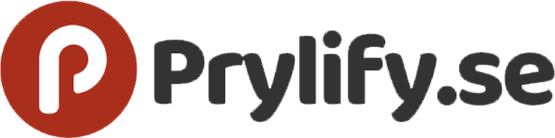 Logotyp för Prylify