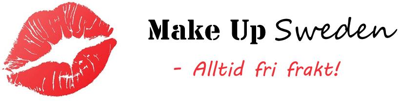 Rabatter och kupongkod på Make Up Sweden