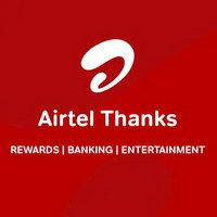 Recharge your Airtel prepaid mobile from Airtel thanks app and get assured cashback every month.