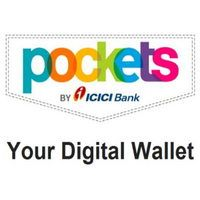 Get 10% cashback (upto Rs 50) on all Prepaid mobile recharge of Rs 50 or above using ICICI Pockets App