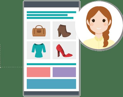 E-Commerce Marketing-email info image3