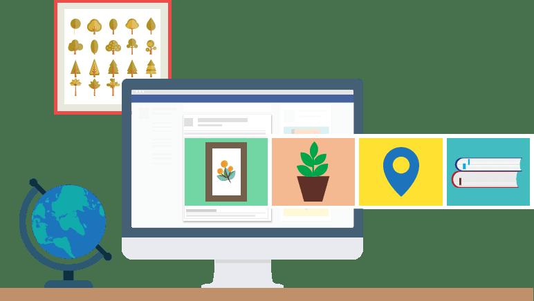E-Commerce Marketing-facebook ads info image1