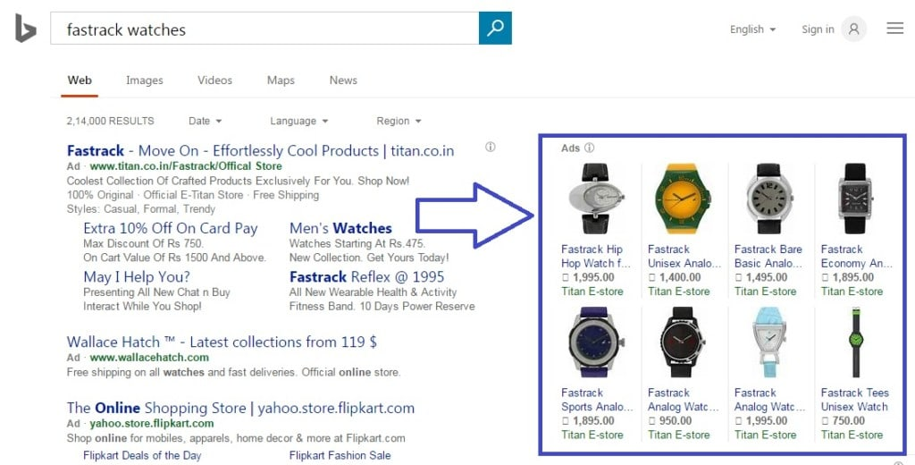 Bing-product-ads-example