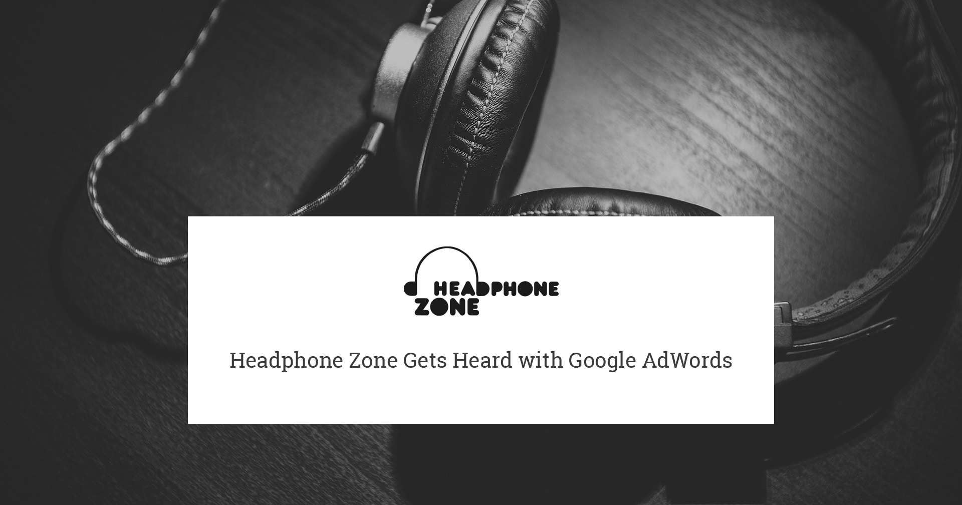 Headphone Zone