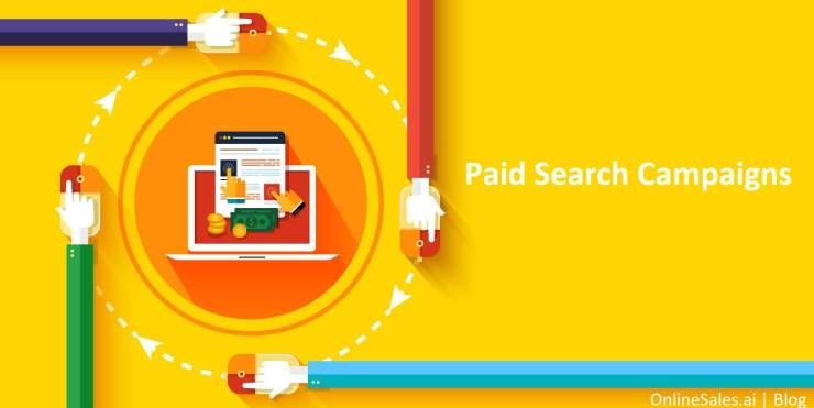 Paid Search Campaigns | Black Friday Sale