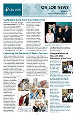 Newsletter Cover Page