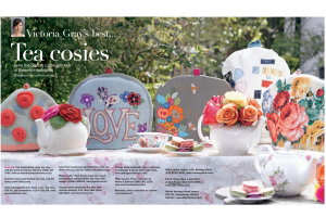 Sunday Express - Tea Cosies