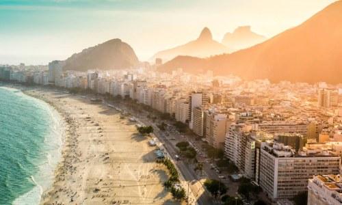 OnlyRoses City Spotlight Rio de Janiero