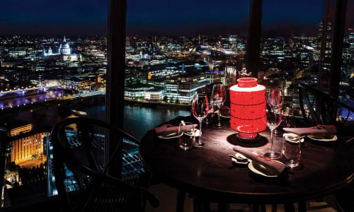 OnlyRoses Top 5 Valentine's Day London Restaurants
