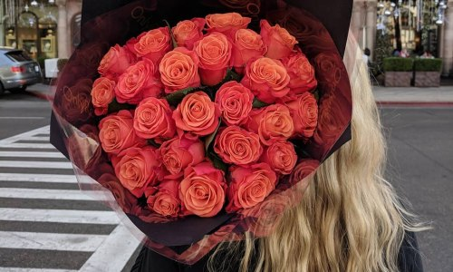 14 Days of Valentine's: Classic Rose Stems