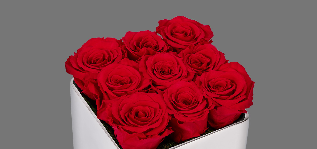 Valentine's Roses That Last A Year