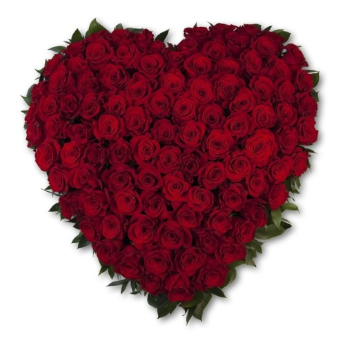 Infinite Rose Heart - Doha Rose Delivery - OnlyRoses