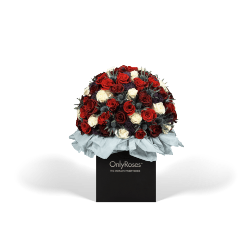The Only Bouquet - OnlyRoses - Roses delivered throughout Doha