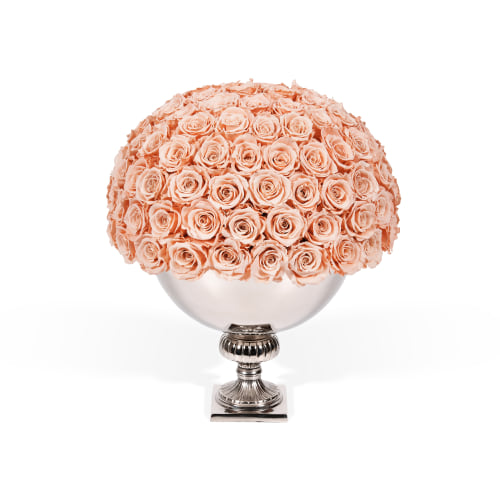 The Infinite Rose Punch Bowl - OnlyRoses - Luxury Roses Delivered
