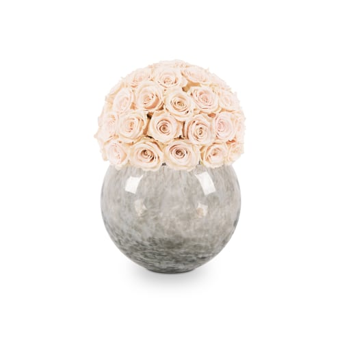Infinite Rose Parthenon Dome - Delivered in Riyadh - OnlyRoses