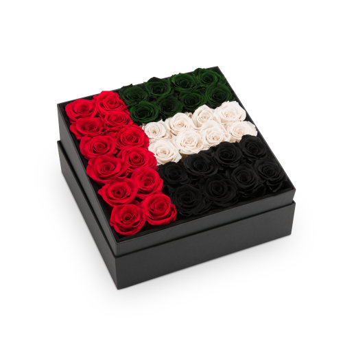Spirit of the Union - Plaza - Roses Delivered Throughout the UAE