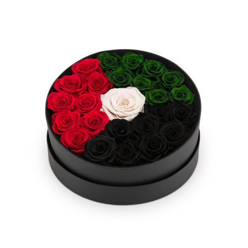 Spirit of the Union - Soho - Roses delivered throughout the UAE