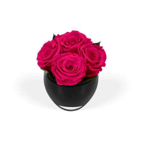 Infinite Rose Quartet - Riyadh Rose Delivery - OnlyRoses