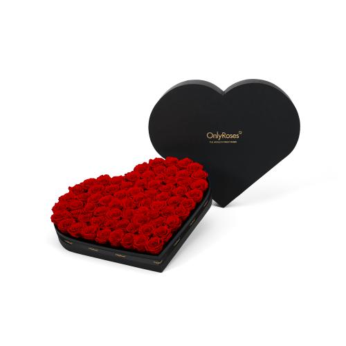 Infinite Rose Heart - Valentine's Day - OnlyRoses