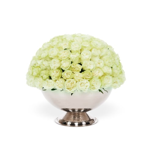 Classic Rose Champagne Bowl - Delivered in Dubai - OnlyRoses