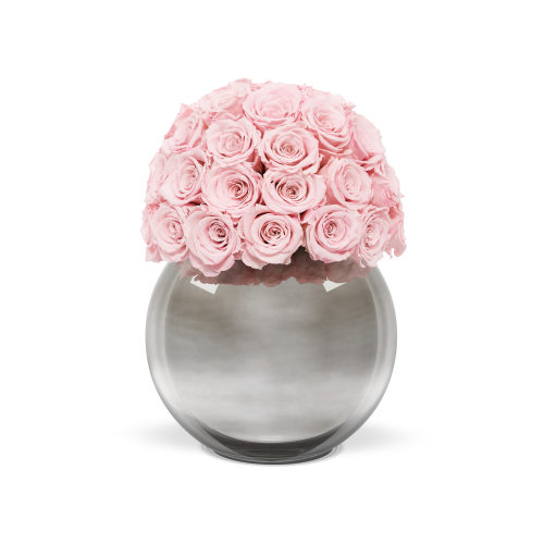 Infinite Rose Silver Palacio - Roses Delivered Los Angeles- OnlyRoses