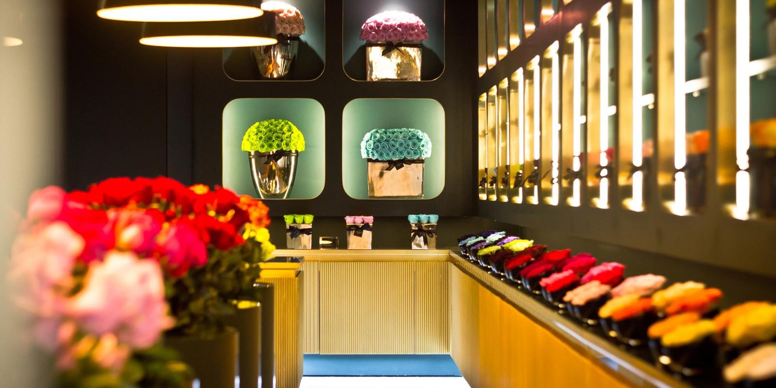 Luxury Store Environments
