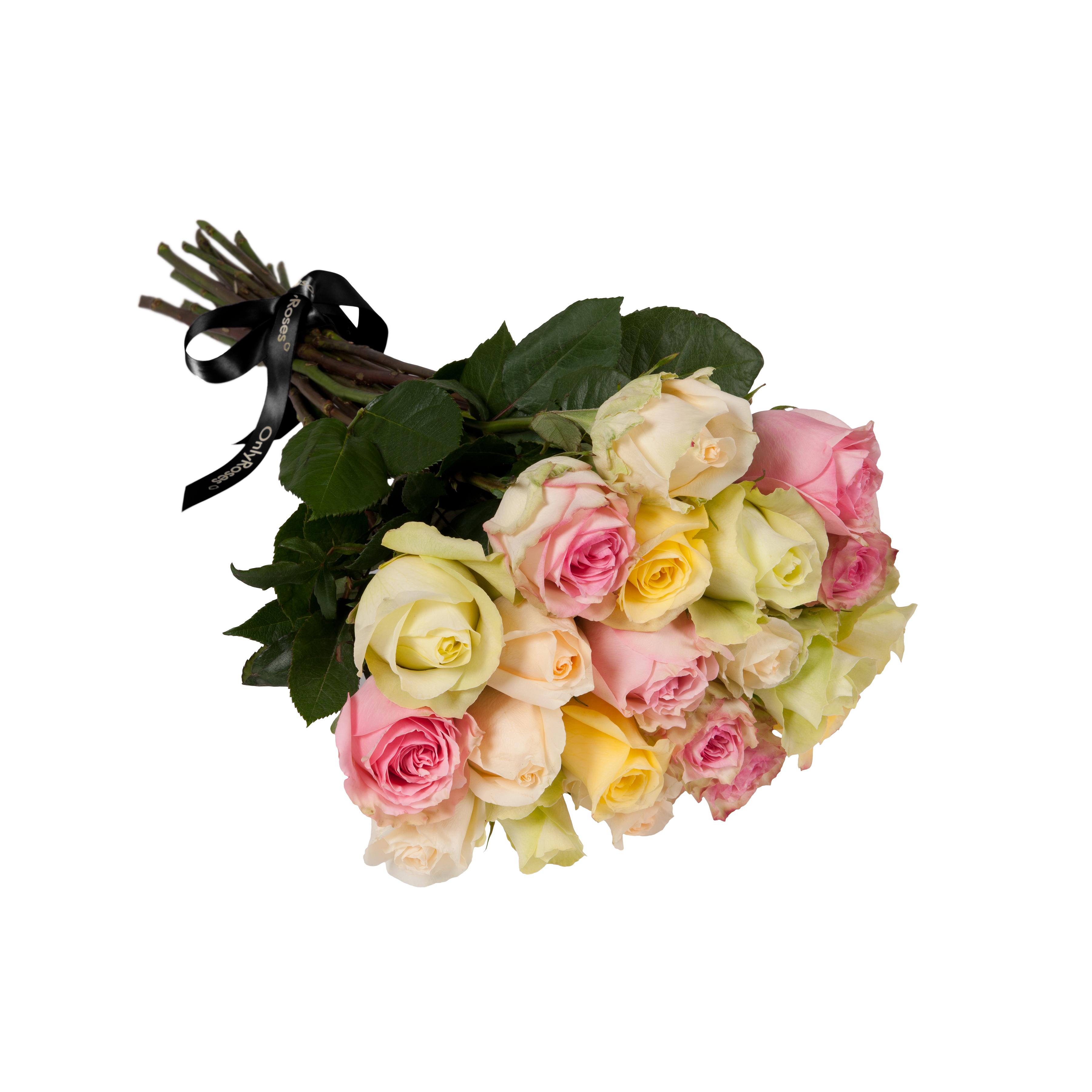 Rose stems delivered london flower delivery service izmirmasajfo