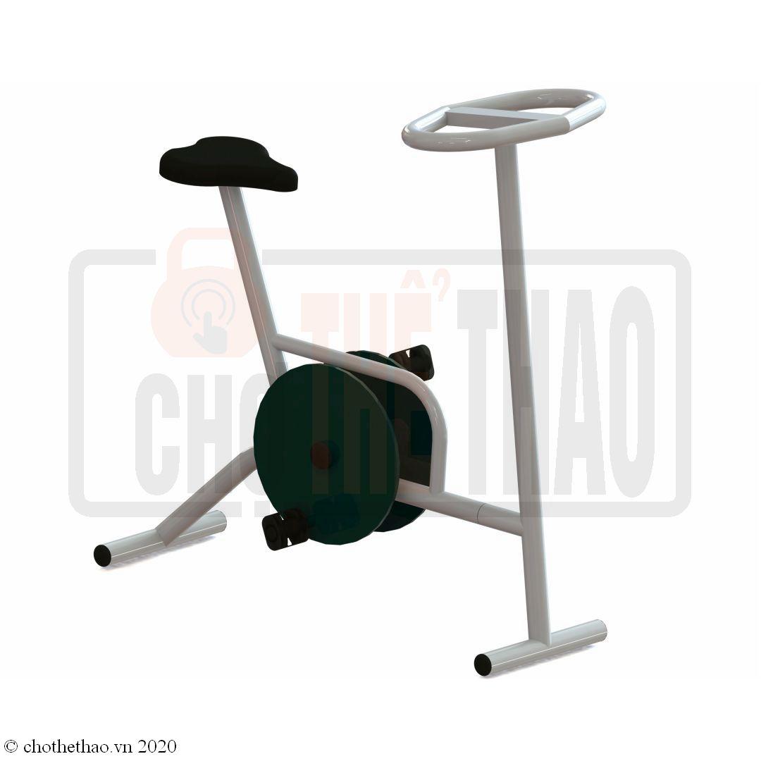 Máy tập thể dục ngoài trời Xe đạp đơn VIFA721521