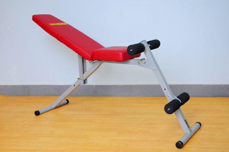Ghế tập lưng bụng 601006