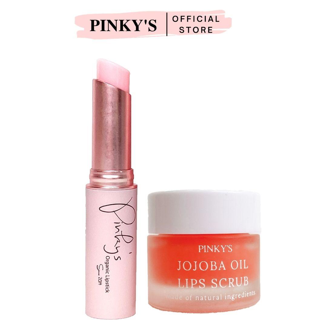 Combo dưỡng môi làm hồng PINKY-S