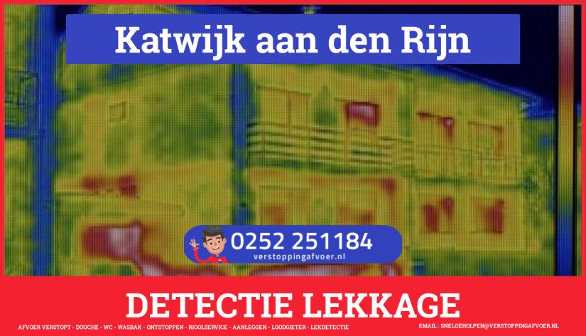 eb rioolservice lekdetectie in Katwijk aan den Rijn
