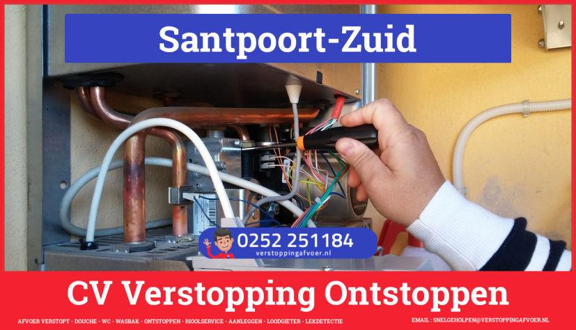 rioolservice afvoer verstopt cv in Santpoort-Zuid
