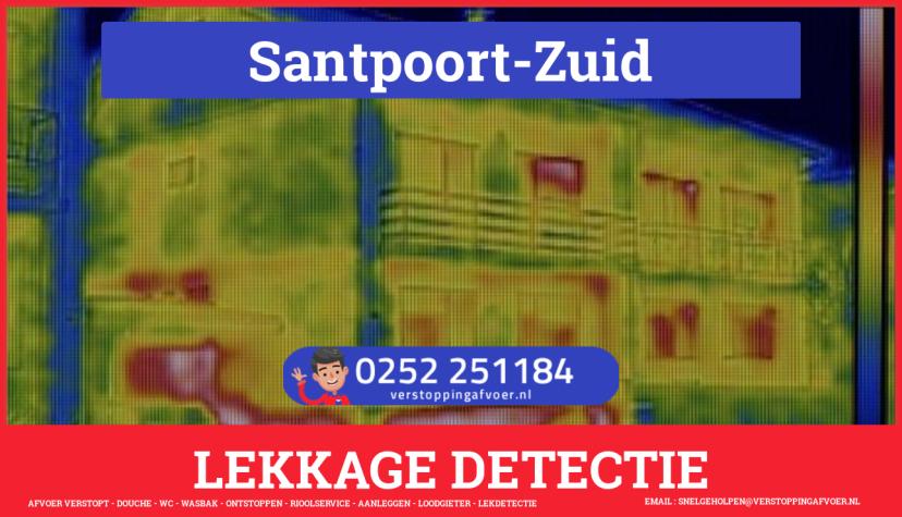 eb rioolservice lekdetectie in Santpoort-Zuid