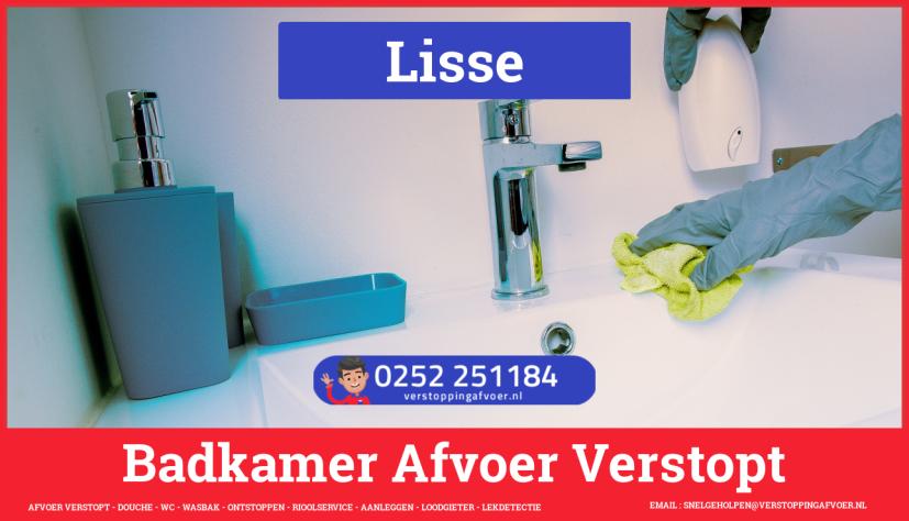 Gootsteen Afvoer Verstopt Lisse 🚨 Loodgieter 1e 1/2 uur €59 ...