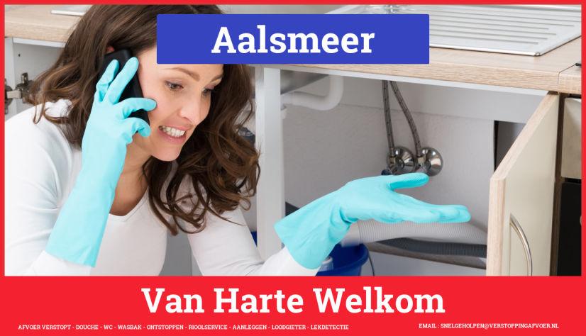 Afvoer Verstopt Aalsmeer Rioolservice