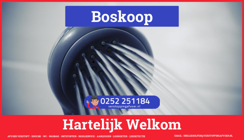 Verstopping? Afvoer Verstopt Boskoop | 0252251184 - JB Rioolservice ...