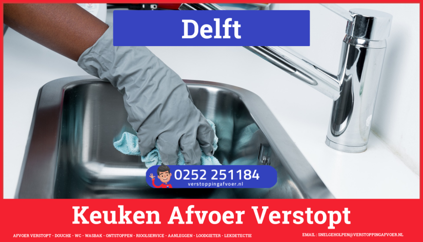 Beroemd Afvoer Verstopt Ontstoppen Delft (€59) ☎ 0657233744 QR97