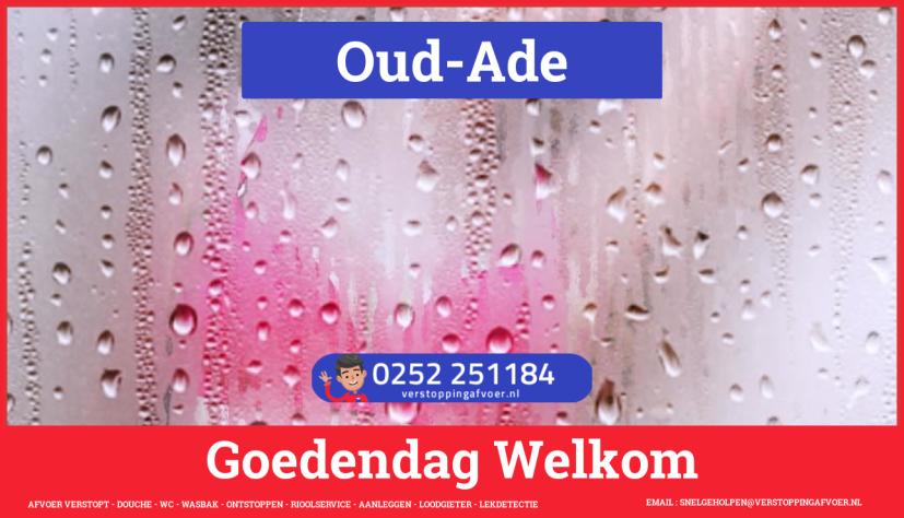 JB Riool expert Oud-Ade