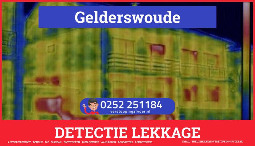 eb rioolservice lekdetectie in Gelderswoude