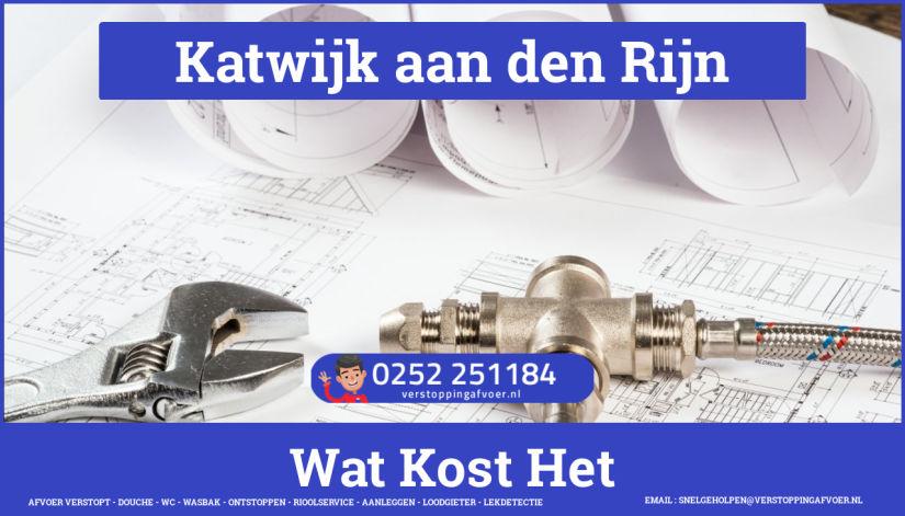 rioolservice afvoer verstopt cv ketel in Katwijk aan den Rijn