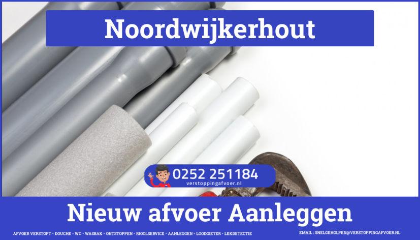 rioolservice afvoer verstopt cv in Noordwijkerhout