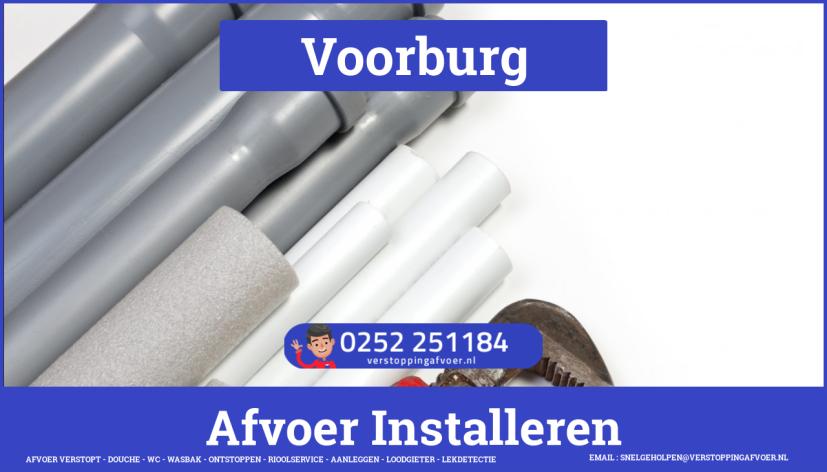 rioolservice afvoer verstopt cv in Voorburg