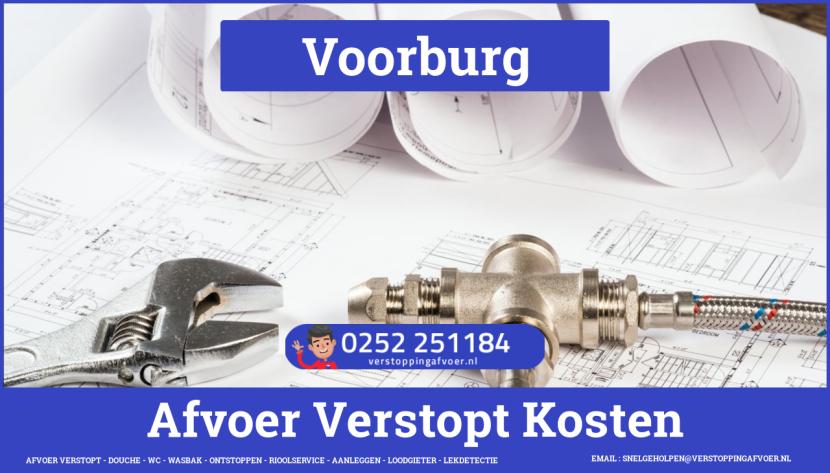 rioolservice afvoer verstopt cv ketel in Voorburg