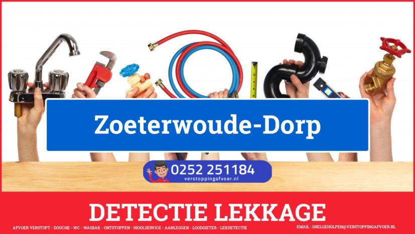 Over JB Rioolservice in Zoeterwoude-Dorp