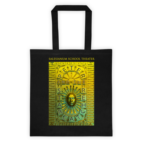 "Salesianum School Theater - ""Peter and the Starcatcher"" Tote"