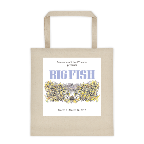 Big Fish - Tote