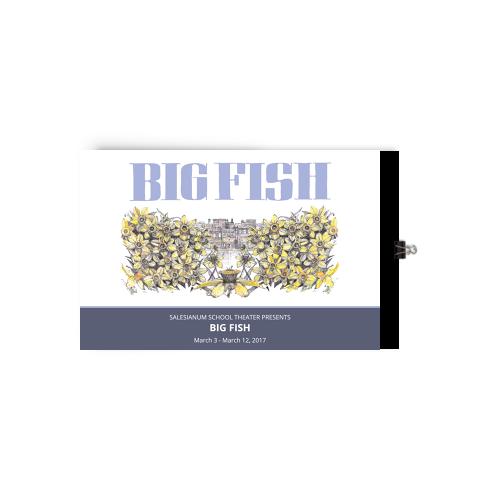 Big Fish - Poster