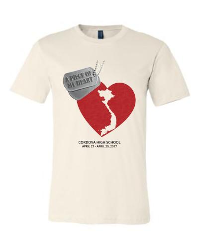 A Piece of My Heart - Unisex T-shirt