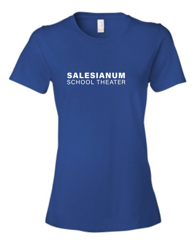 The Sallies -  Ladies Fitted T-shirt