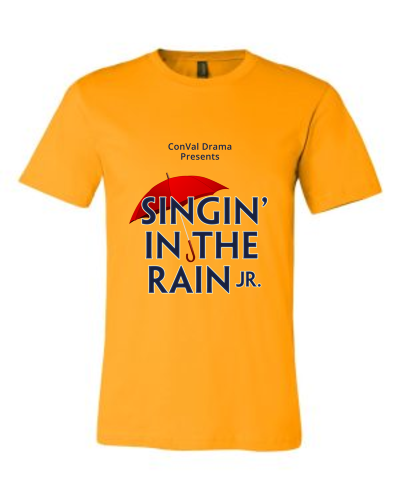Singin' in the Rain Jr - Adult  T-shirt